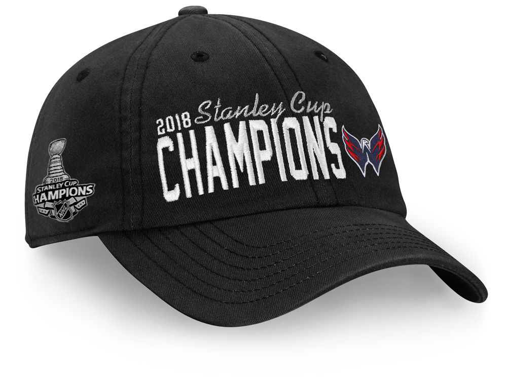 finest selection bd0c9 27557 where can i buy classic styles 07c81 408a1 washington capitals 2018 nhl  stanley cup champ slouch