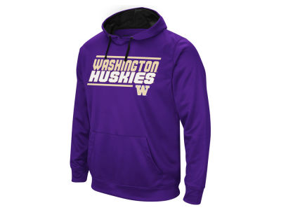 Washington Huskies NCAA Men's Stack Performance Hoodie