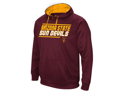 Arizona State Sun Devils NCAA Men's Stack Performance Hoodie