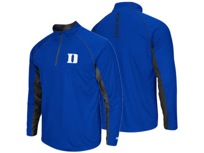 Duke Blue Devils NCAA Men's Rival Quarter Zip Pullover