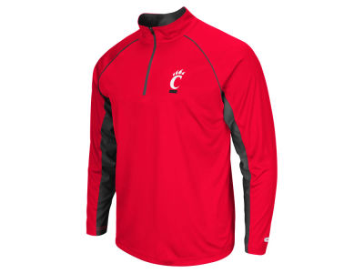 Cincinnati Bearcats NCAA Men's Rival Quarter Zip Pullover