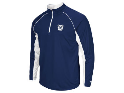 Butler Bulldogs NCAA Men's Rival Quarter Zip Pullover