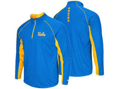 UCLA Bruins NCAA Men's Rival Quarter Zip Pullover