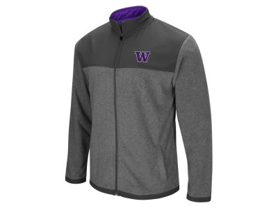 Washington Huskies 2018 NCAA Men's Full Zip Fleece Jacket