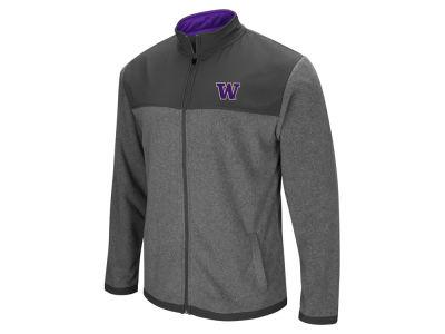 2ee7d8bfa Washington Huskies Colosseum 2018 NCAA Men s Full Zip Fleece Jacket