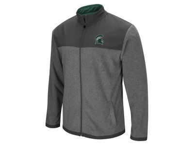 Michigan State Spartans 2018 NCAA Men's Full Zip Fleece Jacket