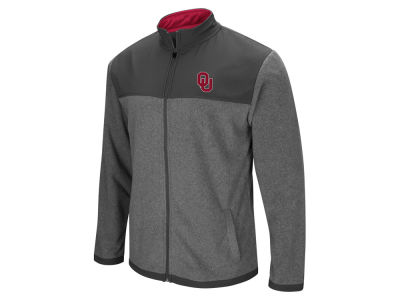 Oklahoma Sooners Colosseum 2018 NCAA Men's Full Zip Fleece Jacket