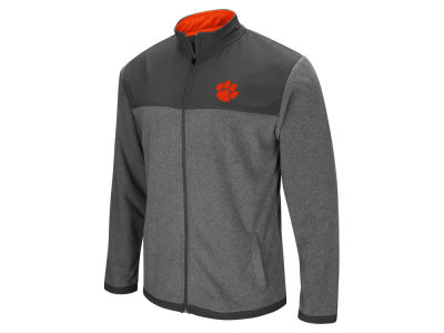 Clemson Tigers 2018 NCAA Men's Full Zip Fleece Jacket
