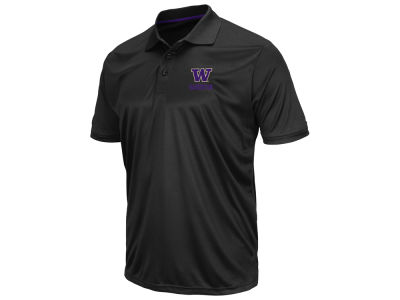 Washington Huskies NCAA Men's Short Sleeve Polo