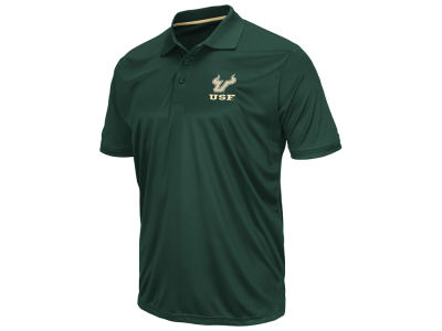 South Florida Bulls NCAA Men's Short Sleeve Polo