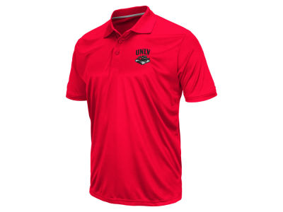 UNLV Runnin Rebels NCAA Men's Short Sleeve Polo