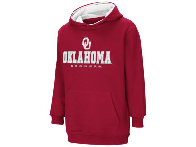 Oklahoma Sooners Colosseum NCAA Youth Pullover Hooded Sweatshirt