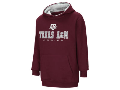 Texas A&M Aggies NCAA Youth Pullover Hooded Sweatshirt