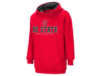 North Carolina State Wolfpack Colosseum NCAA Youth Pullover Hooded Sweatshirt