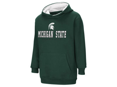 e3d1cec47 Michigan State Spartans Colosseum NCAA Youth Pullover Hooded Sweatshirt