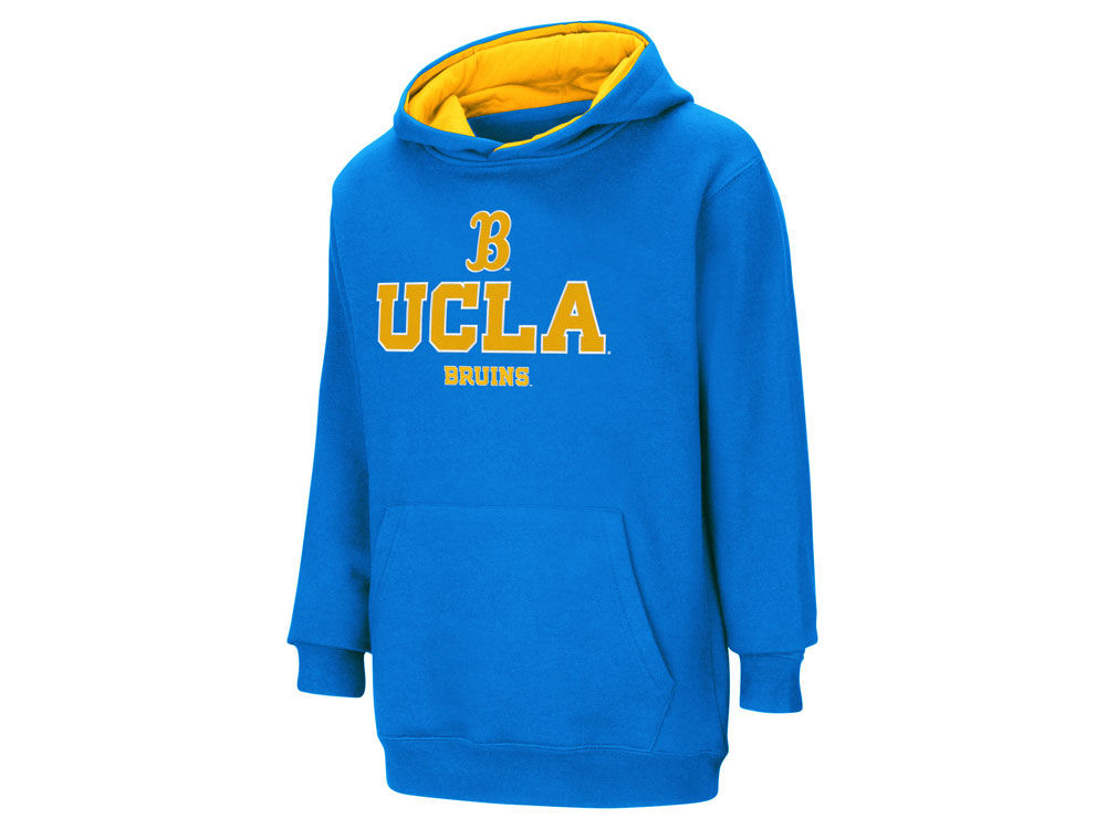 UCLA Bruins Colosseum NCAA Youth Pullover Hooded Sweatshirt  90a78fb55
