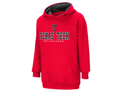 Texas Tech Red Raiders NCAA Youth Pullover Hooded Sweatshirt