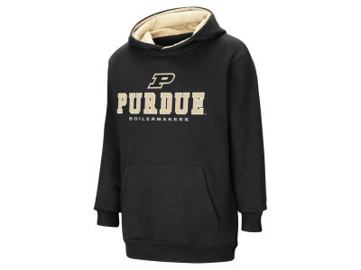 Purdue Boilermakers NCAA Youth Pullover Hooded Sweatshirt