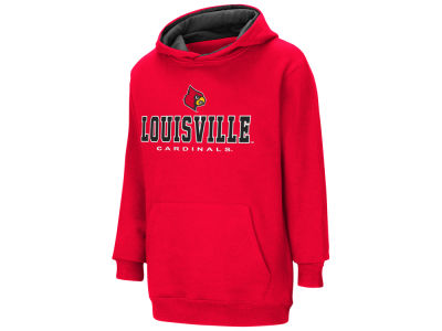Louisville Cardinals NCAA Youth Pullover Hooded Sweatshirt