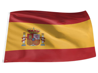 Spain World Cup Flag 3x5