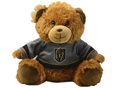 Vegas Golden Knights Jersey Bear  7.5""