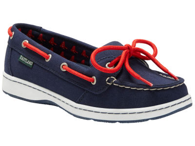 Boston Red Sox Eastland Shoes MLB Women's Sunset Shoe
