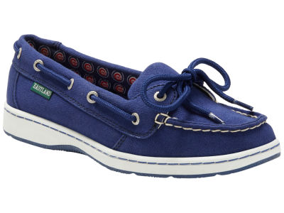 Chicago Cubs Eastland Shoes MLB Women's Sunset Shoe