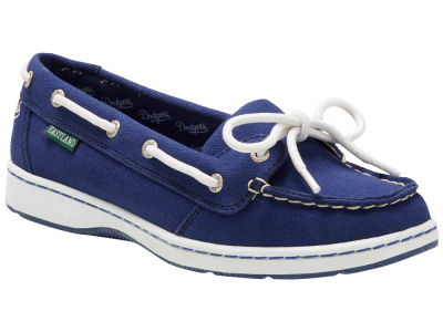 Los Angeles Dodgers Eastland Shoes MLB Women's Sunset Shoe