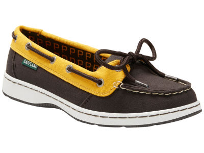 Pittsburgh Pirates Eastland Shoes MLB Women's Sunset Shoe