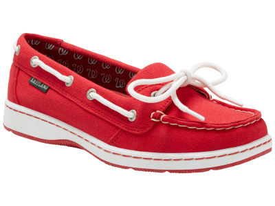 Washington Nationals Eastland Shoes MLB Women's Sunset Shoe