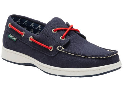 Atlanta Braves Eastland Shoes MLB Women's Solstice Shoe