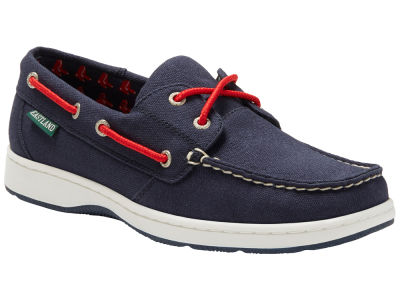 Boston Red Sox Eastland Shoes MLB Women's Solstice Shoe