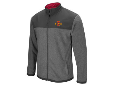 Iowa State Cyclones 2018 NCAA Men's Full Zip Fleece Jacket
