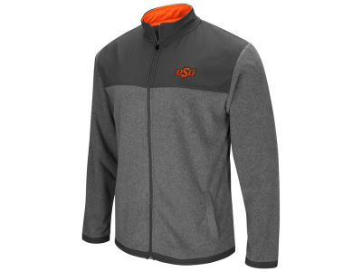 Oklahoma State Cowboys 2018 NCAA Men's Full Zip Fleece Jacket