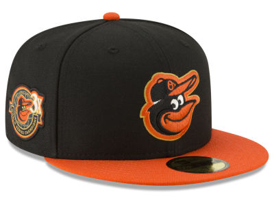 Baltimore Orioles New Era MLB Trophy Patch 59FIFTY Cap