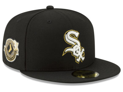 Chicago White Sox New Era MLB Trophy Patch 59FIFTY Cap