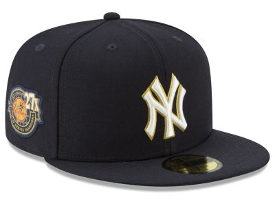 New York Yankees New Era MLB Trophy Patch 59FIFTY Cap
