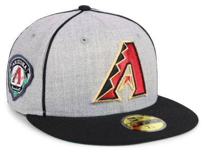 Arizona Diamondbacks New Era MLB Stache 59FIFTY Cap