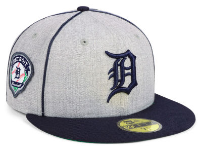Detroit Tigers New Era MLB Stache 59FIFTY Cap