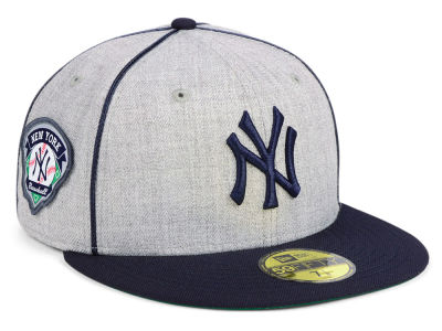 New York Yankees New Era MLB Stache 59FIFTY Cap