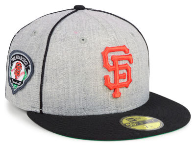 San Francisco Giants New Era MLB Stache 59FIFTY Cap