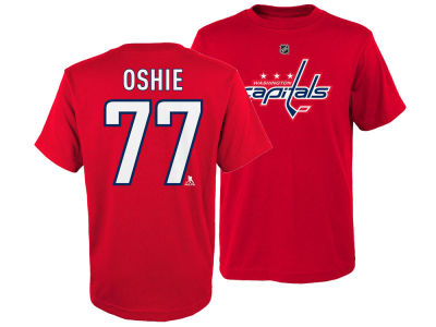 Washington Capitals T. J. Oshie Outerstuff NHL Youth Player T-Shirt