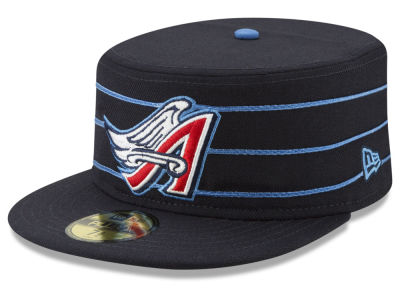 Los Angeles Angels New Era MLB Pillbox 59FIFTY Cap
