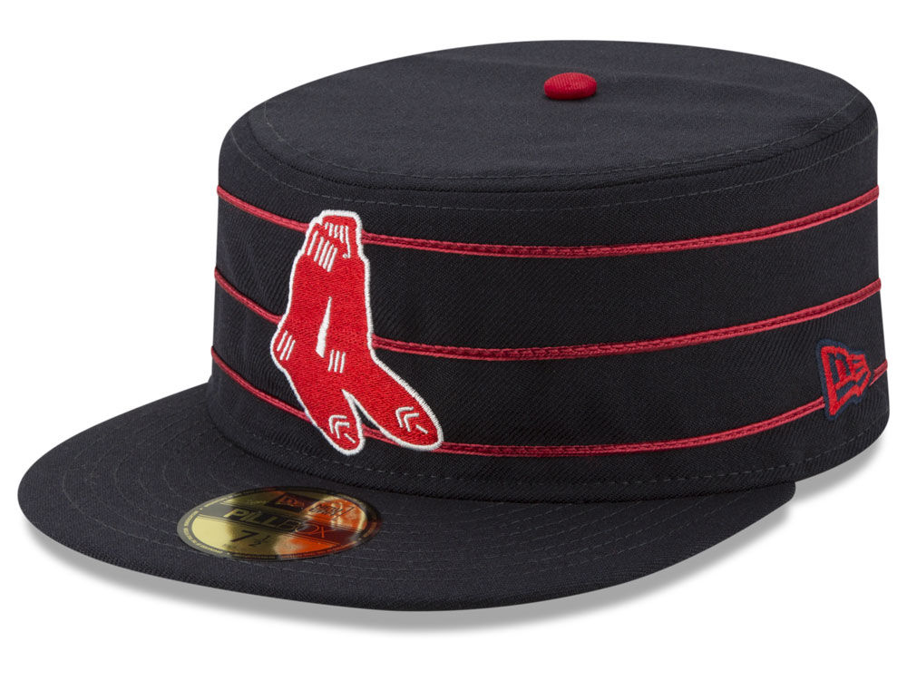 Boston Braves New Era MLB Pillbox 59FIFTY Cap  95cc82be402