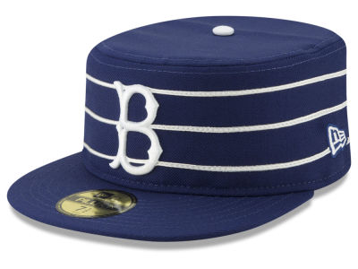 Brooklyn Dodgers New Era MLB Pillbox 59FIFTY Cap