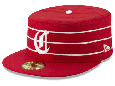 Cincinnati Reds New Era MLB Pillbox 59FIFTY Cap
