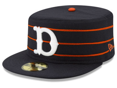 Detroit Tigers New Era MLB Pillbox 59FIFTY Cap