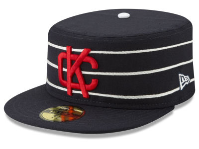 Kansas City Athletics New Era MLB Pillbox 59FIFTY Cap