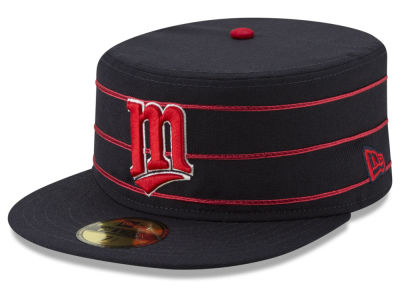 Minnesota Twins New Era MLB Pillbox 59FIFTY Cap