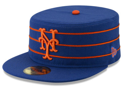 New York Mets New Era MLB Pillbox 59FIFTY Cap